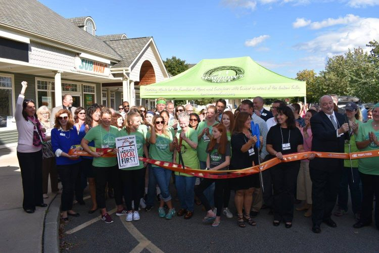 Sparrow's Nest Celebrates Their New Location With a Ribbon Cutting