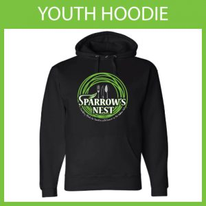 Sparrow's Nest Charity | Youth Hoodie 2018 Edition