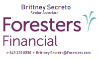 Brittney Secreto, Foresters Financial