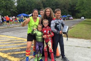 Superhero 5K 2015 | Sparrow's Nest Charity