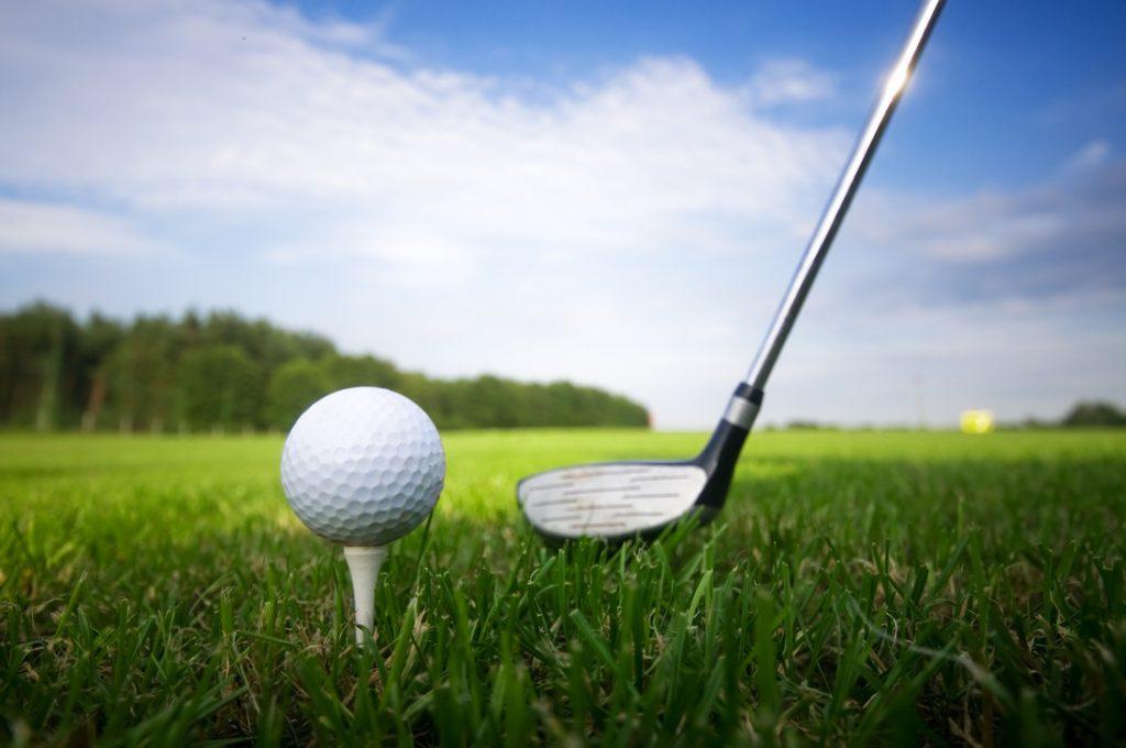 Golfing for Sparrow's Nest