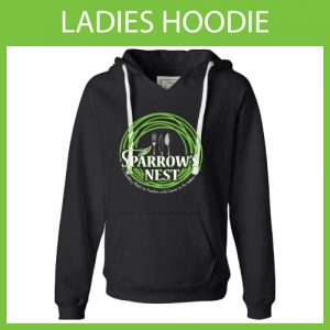 Sparrow's Nest Charity | Ladies Hoodie 2018 Edition