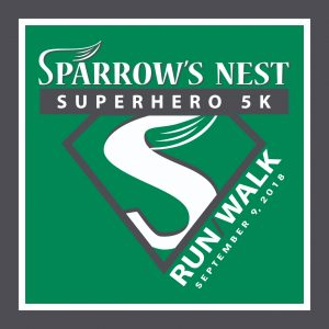 Super Hero 5K 2018 | Sparrow's Nest Charity
